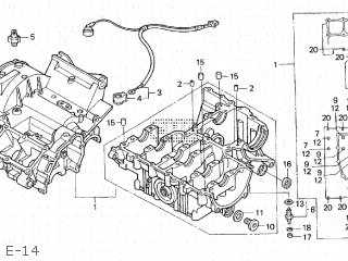Honda CB400F SUPER FOUR VERSIONS TYPE III 1996 (T) JAPAN