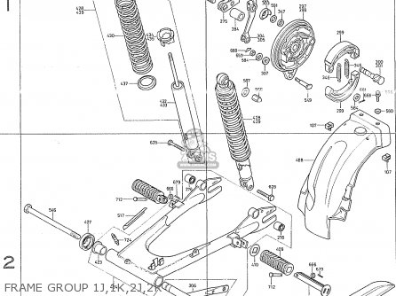 Honda CB400F1 CANADA parts lists and schematics