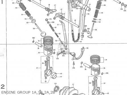 Honda CB400F2 ENGLAND parts lists and schematics