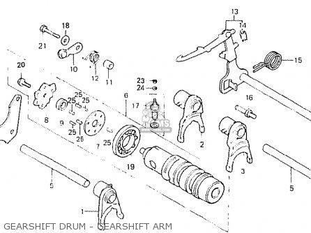 Honda Cb400n 1978 Belgium parts list partsmanual partsfiche