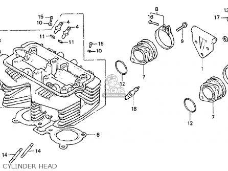 Honda CB400N 1978 FRANCE parts lists and schematics