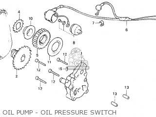 Honda CB400N 1980 (A) FRANCE parts lists and schematics