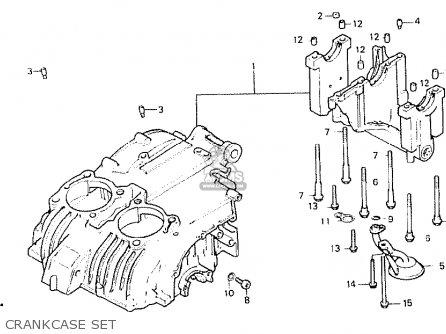 Honda CB400N 1981 (B) EUROPEAN DIRECT SALES parts lists