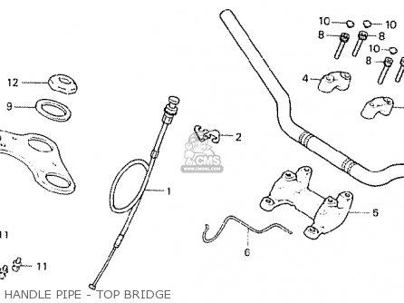 Honda Cb400n 1981 (b) France parts list partsmanual partsfiche