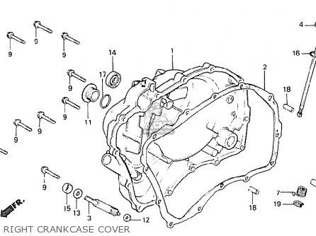Honda CB400N 1981 (B) GERMANY /TYPE 3 20 PS parts lists