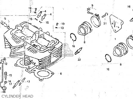 Honda CB400ND 1984 (E) SUPERDREAM ENGLAND parts lists and