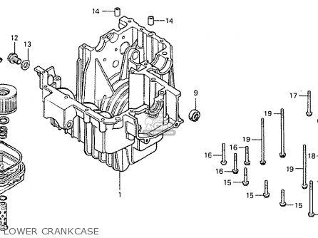 Honda Cb400t-i 1978 (canada) parts list partsmanual partsfiche