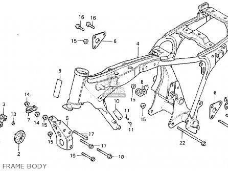 Honda CB400TI 1978 CANADA parts lists and schematics