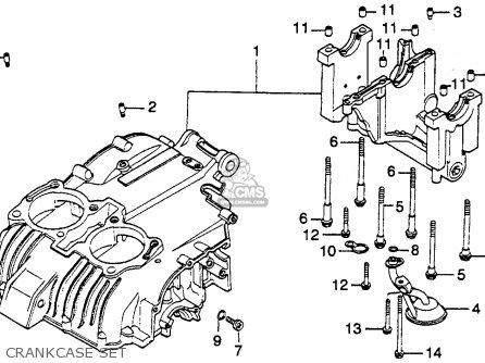 Honda CB400TI HAWKI 1979 (Z) USA parts lists and schematics