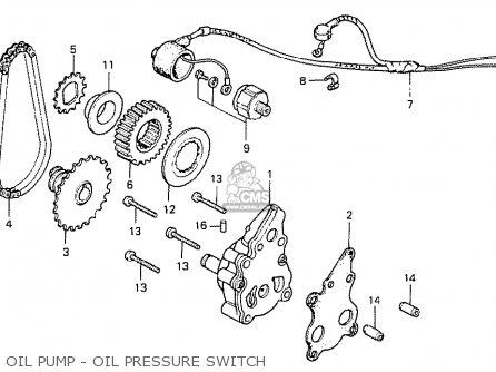 Honda CB400TII 1979 (Z) GENERAL EXPORT KPH parts lists and