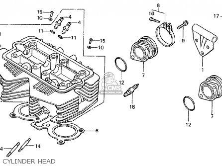 Honda Gx240 Engine Diagram Honda GX120 Engine Diagram