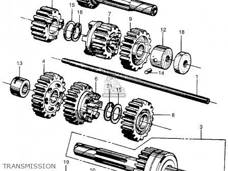 Honda CB450K0 BLACK BOMBER 1965 USA parts lists and schematics