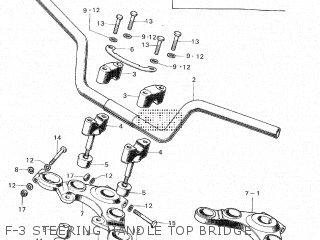 Honda CB450K5 U.S.A parts lists and schematics