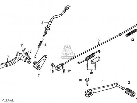 Honda CB450S 1988 (J) EUROPEAN DIRECT SALES parts lists