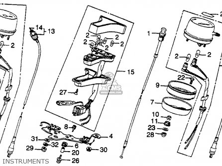 1986 Xr600r Wiring Diagram Battery Relocation Diagram