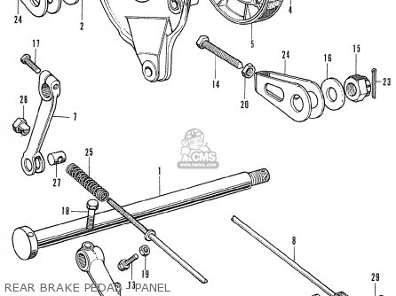 Honda CB500K1 FOUR EUROPEAN DIRECT SALES parts lists and