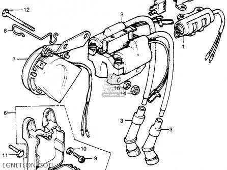 1975 Sportster Wiring Diagram 1975 Sportster Frame Wiring