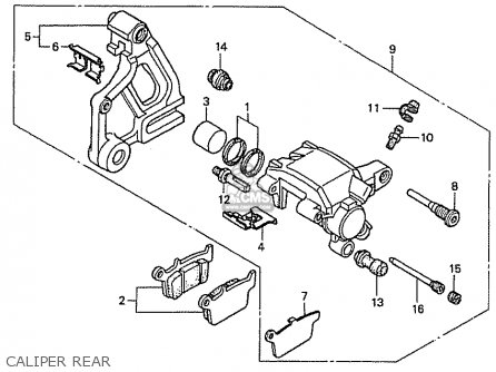 Honda Cb50v Dream 50 parts list partsmanual partsfiche