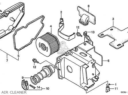 Cb50 Wiring Diagram