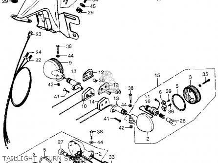 Honda Cb550f Cafe Racer Wiring Diagram