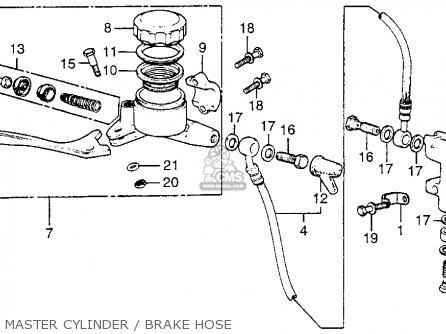 Honda CB550 SUPER SPORT 550 FOUR CB550F2 1977 USA parts