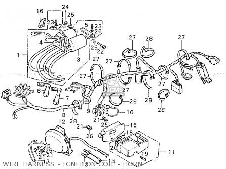 Honda CB550F1 SUPER SPORT 550 FOUR 1976 EUROPEAN DIRECT