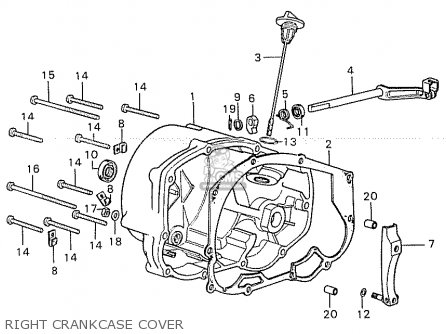 Honda CB550F1 SUPER SPORT 550 FOUR 1976 FRANCE parts lists