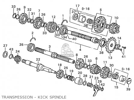Honda CB550K3 FOUR ENGLAND parts lists and schematics