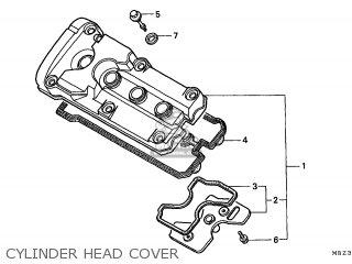 Honda CB600F HORNET 1998 (W) EUROPEAN DIRECT SALES KPH 50P