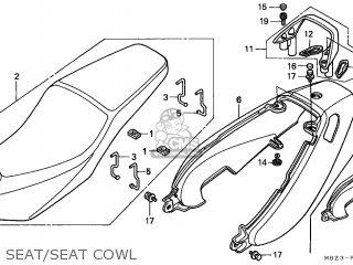 Honda CB600F HORNET 1999 (X) EUROPEAN DIRECT SALES KPH 34P