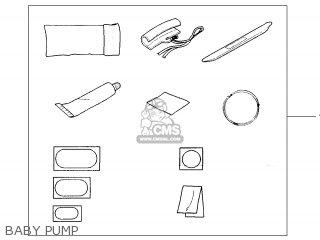 Honda CB600F HORNET 2004 (4) FRANCE parts lists and schematics