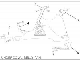 Honda CB600F HORNET 2005 (5) ENGLAND parts lists and