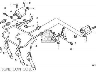 Honda CB600F HORNET 2007 (7) FRANCE / TYPE 2 CMF 25K parts