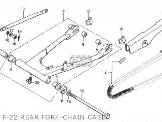 Honda CB650C 1980 (A) parts lists and schematics