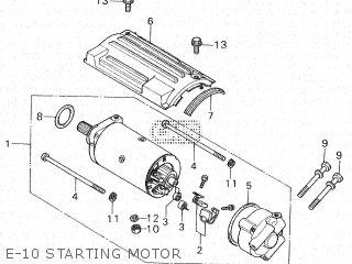 Honda CB650P 1979 (Z) GENERAL EXPORT parts lists and