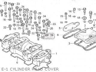 Honda CB650SC 1982 (C) CANADA parts lists and schematics