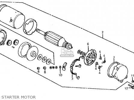 Honda Cb700sc 1985 Nighthawk S Usa Cylinder Head Cover