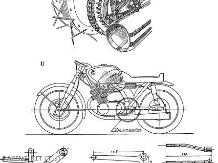 Cb72 honda parts