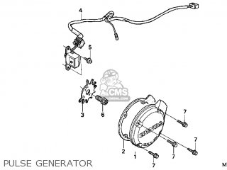 Honda CB750 2003 (3) USA parts lists and schematics