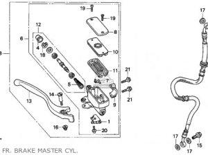 1977 Honda Cb750 Wiring Diagram  Somurich