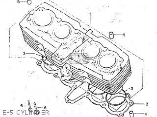 Honda CB750C 1981 (B) CANADA parts lists and schematics