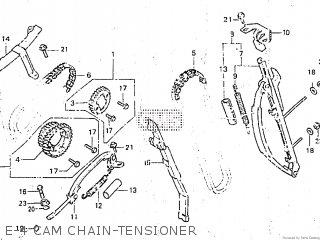 Honda CB750C 1982 (C) CANADA parts lists and schematics