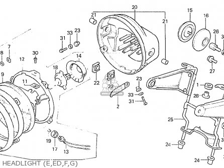 1980 Honda Cb750 Coil Wire Honda CB750F wiring diagram