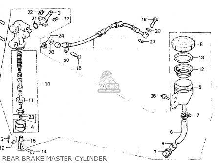 Honda CB750F 1981 (B) EUROPEAN DIRECT SALES parts lists