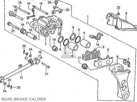 Honda CB750F 1983 (D) EUROPEAN DIRECT SALES parts lists