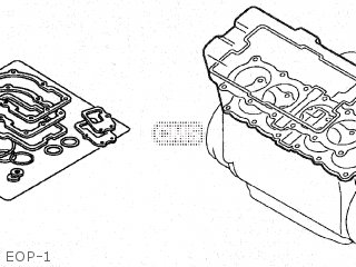 Honda CB750F 2008 (8) JAPAN RC42-170 parts lists and