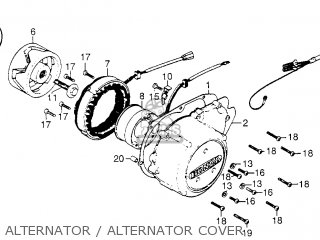 Honda Ca175 Wiring Diagram Honda CB77 Wiring-Diagram