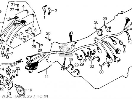 1978 Cb750 Wiring Diagram 1978 Triumph Wiring Diagram