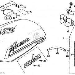1972 Cb750 Wiring Diagram Vista 20 Honda Cb350f | Get Free Image About