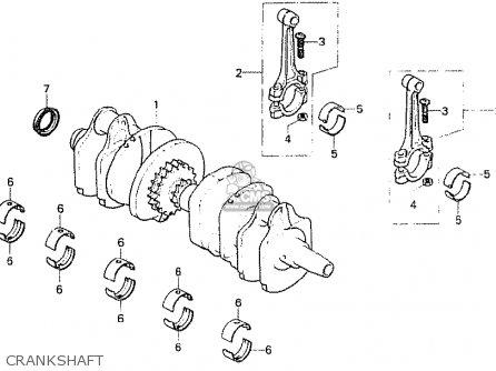 Honda Cb750f1 Super Sport 1976 Australia parts list